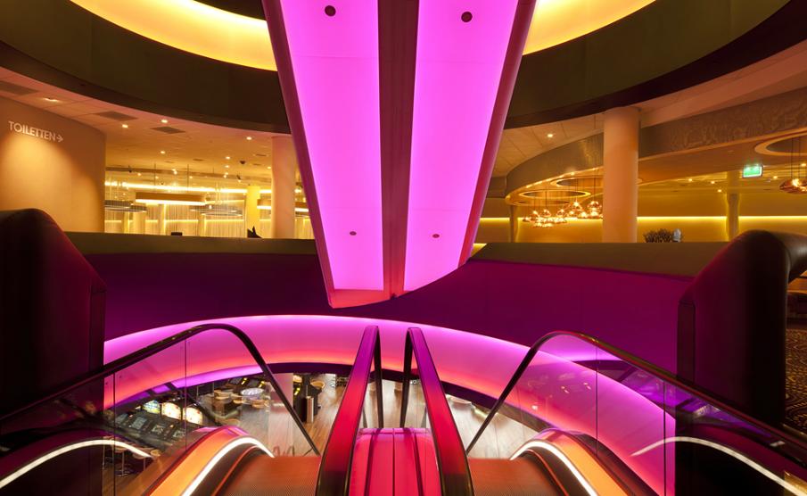 Parkeergarage Holland Casino Scheveningen