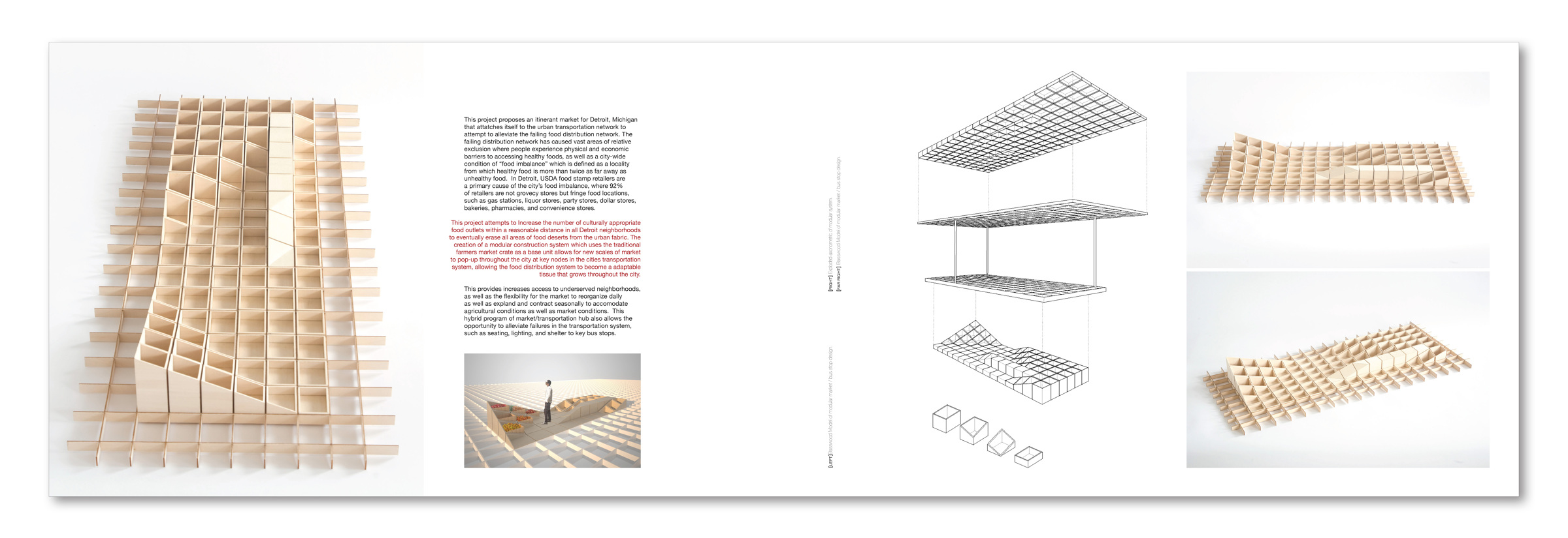 Worksamples Laura Haak Architecture